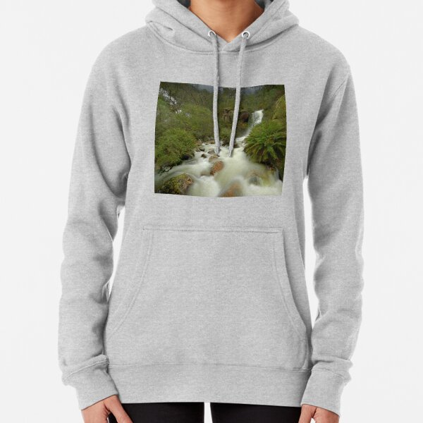 Stormy day, Mount Buffalo Pullover Hoodie