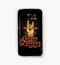 League of Letters Samsung Galaxy Case/Skin