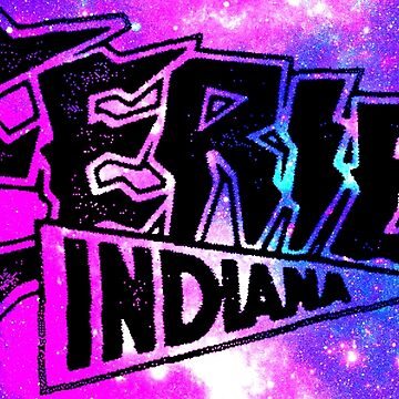 Eerie Indiana logo design by froodle