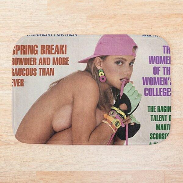 Playboy April 1991 Bath Mat