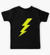 Lightning Bolt Shirt Kids Clothes