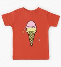 Ice Cream Shirt Kids Clothes