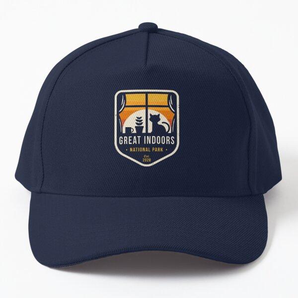Great Indoors National Park Baseball Cap