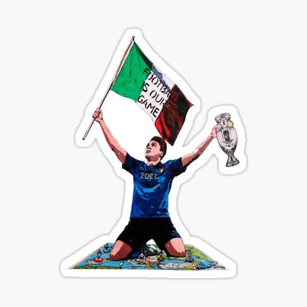 Federico Chiesa Sticker