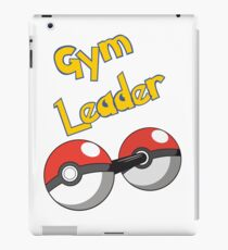 Gym Leader iPad Case/Skin