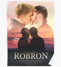 ROBRON // movie poster Poster