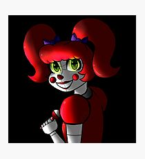 Five Nights at Freddy's - Sister Location Baby Photographic Print