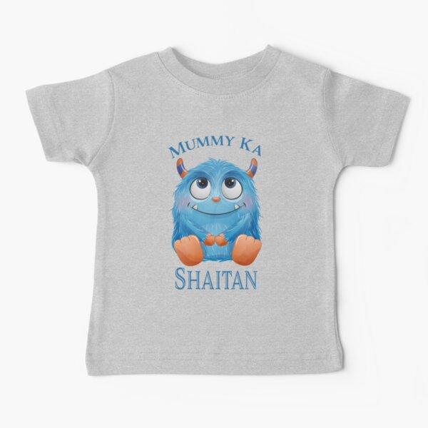 Mummy ka Shaitan (Mummy's Monster) Baby T-Shirt