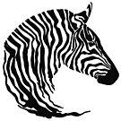 Zebra spirit  by Kerby664
