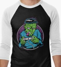 Franken Gamer Men's Baseball ¾ T-Shirt