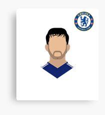 Diego Costa - Chelsea FC Canvas Print
