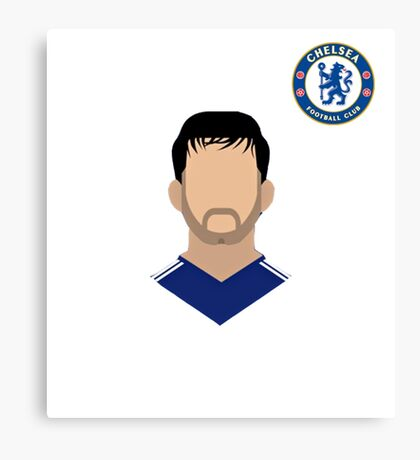 Diego Costa - Chelsea FC Canvas Print