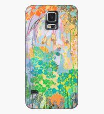 Summer Rain Case/Skin for Samsung Galaxy