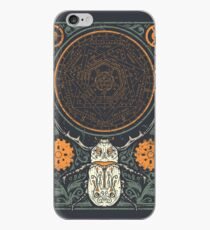 Doom Beetle 3 iPhone Case