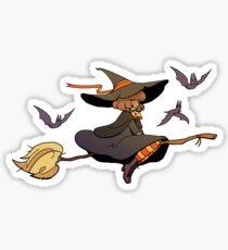 Witch! Sticker