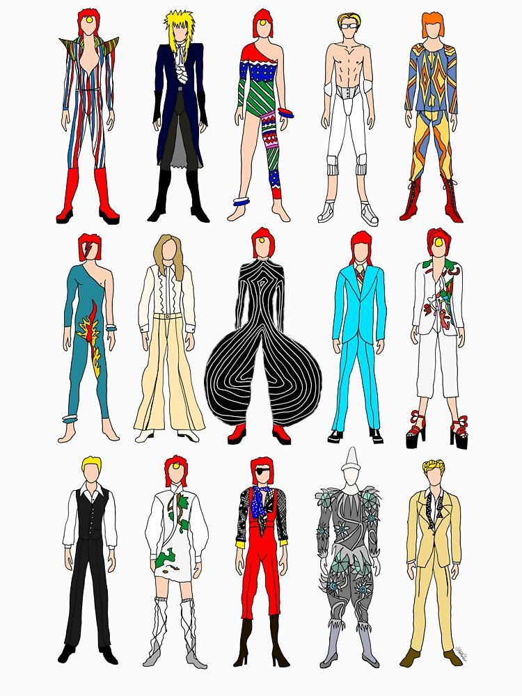 Retro Vintage Fashion 20 by notsniwart