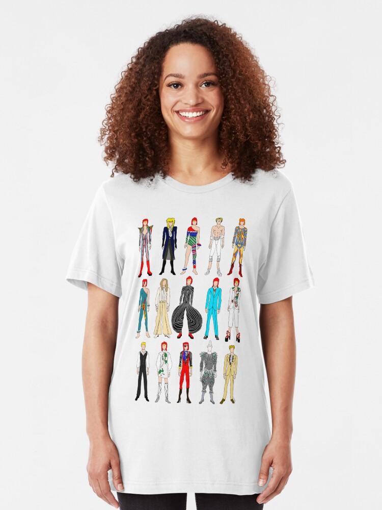 Alternate view of Retro Vintage Fashion 20 Slim Fit T-Shirt