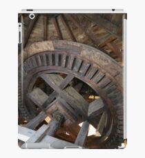 Cley Windmill machinery iPad Case/Skin