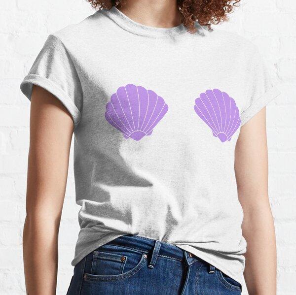 Seashell Bra Classic T-Shirt