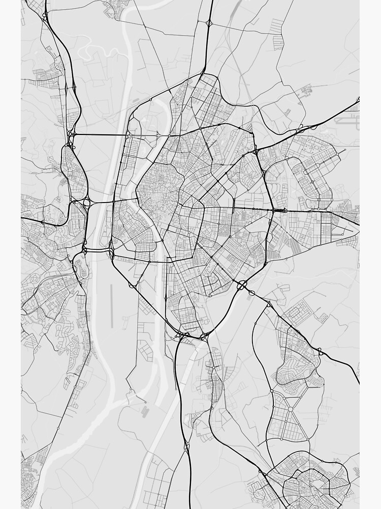 Seville, Spain Map. (Black on white) | Photographic Print on sao paulo brazil map, tallinn estonia map, amsterdam netherlands map, palma de mallorca tourist map, seville geography, seville streets, panama map, vitoria brazil map, world map, mexico city map, marseille france map, rio de janeiro brazil map, italy map, sixteenth century venice map, spanish city project map, ho chi minh city vietnam map, lima peru map, cairo egypt map, moscow russia map, faro portugal map,