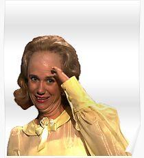 Kristen Wiig: baby hands  Poster