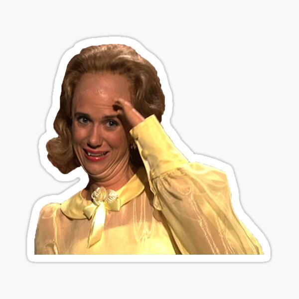 Kristen Wiig: baby hands  Sticker