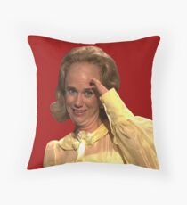 Kristen Wiig: baby hands  Throw Pillow