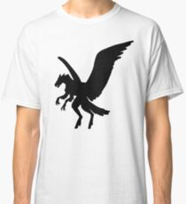 Pegasus Silhouette  Classic T-Shirt