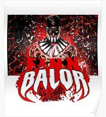 Finn Balor Poster
