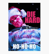 DIE HARD 7 Photographic Print