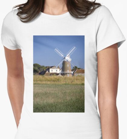Cley Windmill and reedbeds T-Shirt