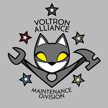 V.A. Maintenance Division Black by Sno-Oki