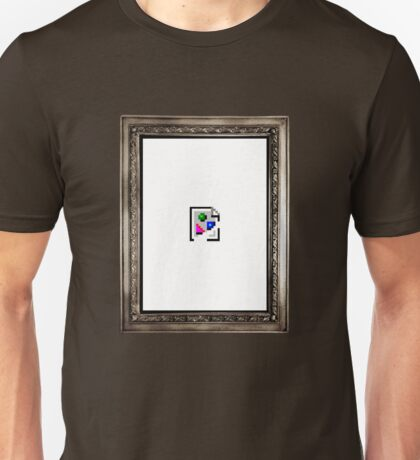 the curious case of the missing masterpiece T-Shirt