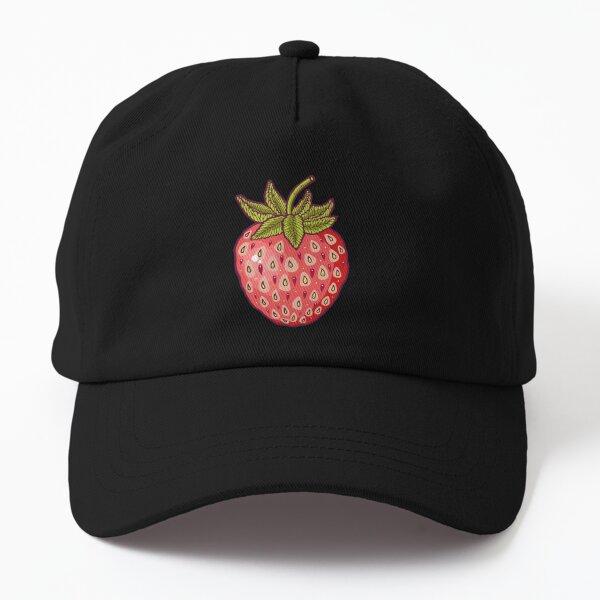 strawberry fields Dad Hat