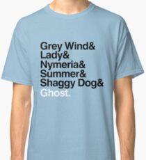 Direwolves Classic T-Shirt