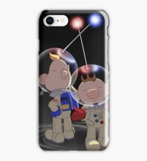 Olimar and Louie iPhone Case/Skin
