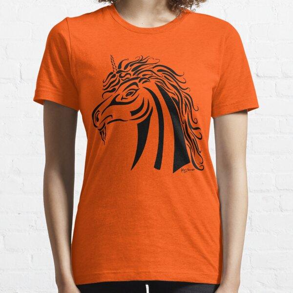 Tribal Unicorn Essential T-Shirt