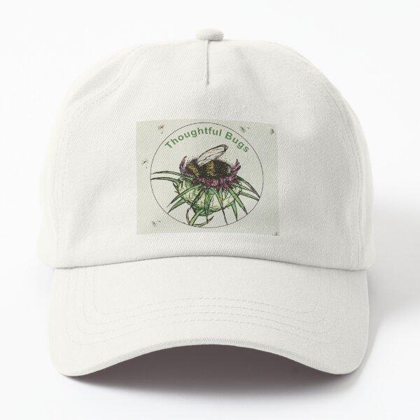 Thoughtful Bugs Logo Dad Hat