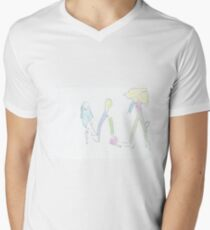 Colourful world in white forest T-Shirt