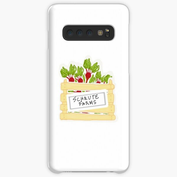 The Office Schrute Farms Samsung Galaxy Snap Case