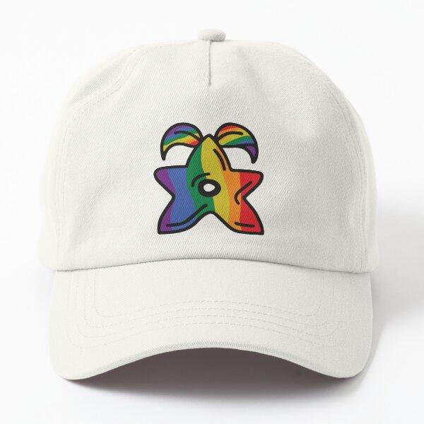 Stardrop pride patterns Dad Hat