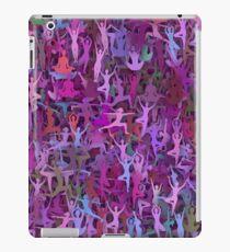 Yoga poses iPad Case/Skin