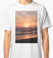 Sunset at the Beach Classic T-Shirt