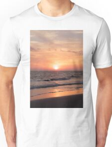 Sunset at the Beach Unisex T-Shirt