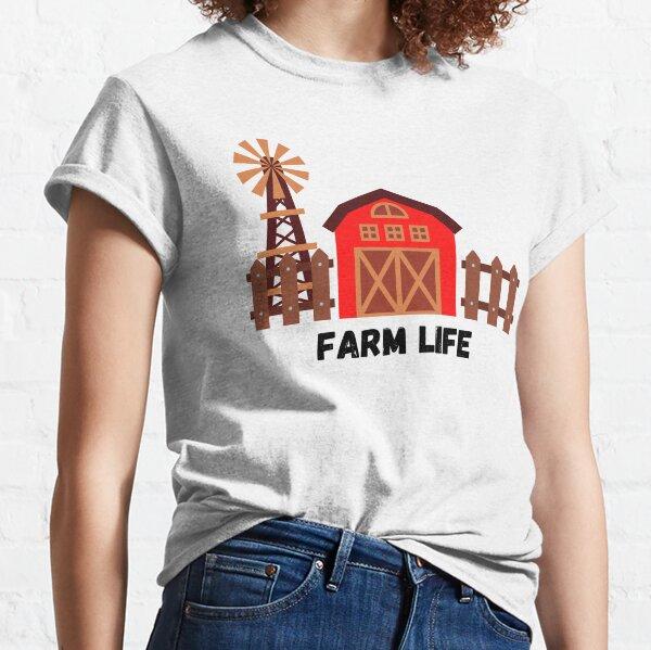 Farm life Classic T-Shirt