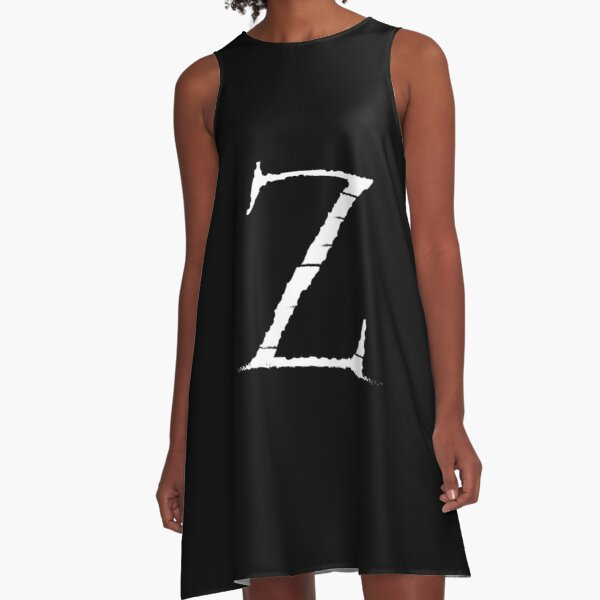 Z A-Line Dress