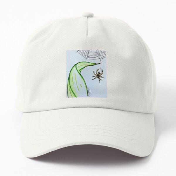 Spider Web Dad Hat