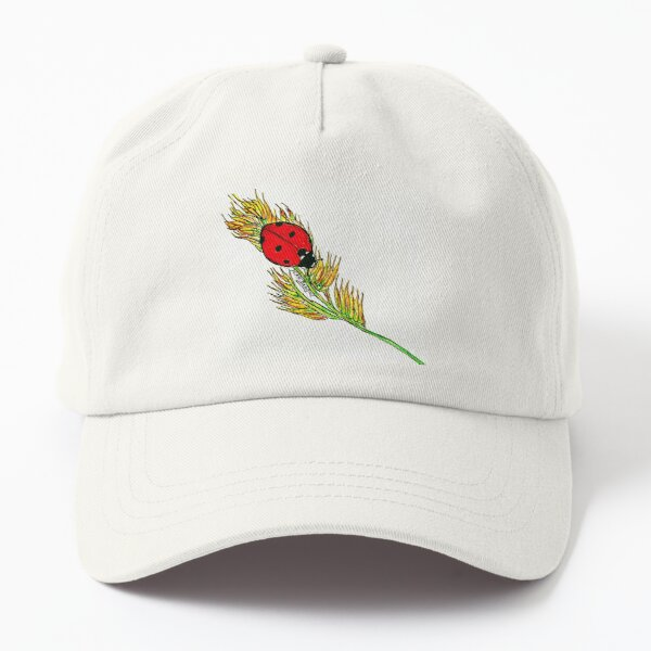 Ladybird Courage Dad Hat