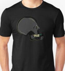 Skull with Black Rose T-Shirt