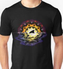 Mandala Sunset Unisex T-Shirt